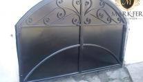 kovane zastitne resetke od kovanog gvozdja