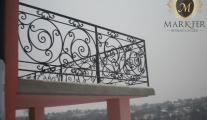 kovane terase i balkoni od kovanog gvozdja mark-fer