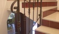 kovani gelenderi i stepenista od kovanog gvozdja